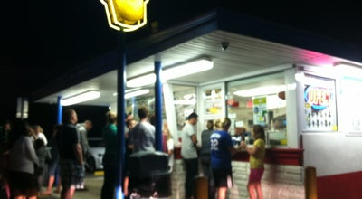Photo of Ice Cream Shop Del's Freez at 402 Harbor City Blvd, Melbourne, FL 32935, United States