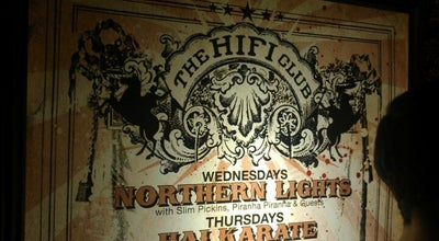 Photo of Nightclub The HiFi Club at 219 10th Ave Sw, Calgary, AB T2R OA4, Canada