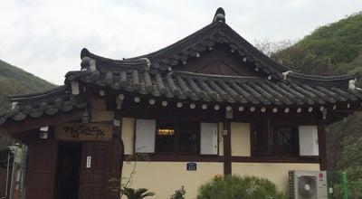 Photo of Korean Restaurant 기와집순두부 at 태허정로829번길 223, 하남시, South Korea