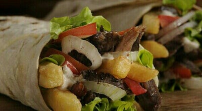 Photo of Mediterranean Restaurant Meteora Shawarma at R. Blumenau, 3080, Joinville 89218-055, Brazil