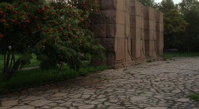 Photo of Monument / Landmark Памятник «Кандальный путь» at Просп. Красноярский Рабочий, Красноярск, Russia