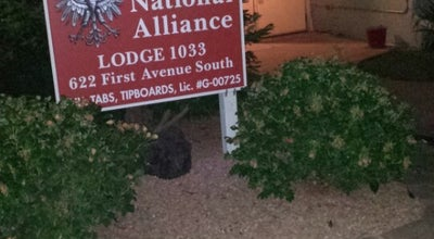 Photo of Bar PNA Lodge at 622 1st Ave S, South Saint Paul, MN 55075, United States