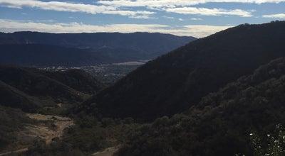 Photo of Trail Pratt Trail at Ojai, CA, United States