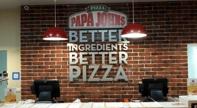 Photo of Pizza Place Папа Джонс at Ул. Галактионова, 6, Казань, Russia