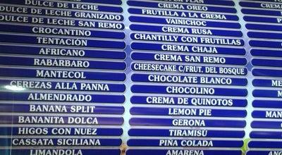 Photo of Ice Cream Shop Heladeria San Remo at Pte. Perón, Rosario 2000, Argentina