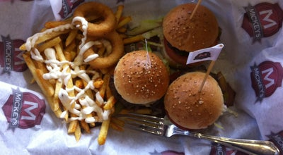 Photo of Burger Joint Mickey's Bilkent Station at Üniversiteler Mahallesi Bilkent Station No: 53, Ankara 06705, Turkey