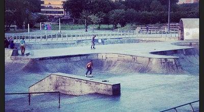 Photo of Skate Park Экстрим-Парк at Большевистская Ул., 109, Пермь, Russia