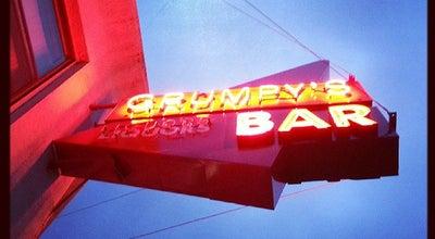 Photo of Dive Bar Grumpy's Bar at 2200 4th St Ne, Minneapolis, MN 55418, United States