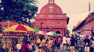 Photo of Church Christ Church Melaka at Jalan Gereja, Melaka 75000, Malaysia