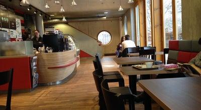 Photo of Cafe CrossCafe knihovna at Hradecká 1250/2, Hradec Králové 500 02, Czech Republic
