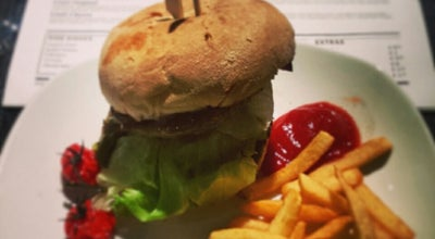 Photo of Burger Joint Ellis Gourmet Burger at Korenmarkt 12, Gent 9000, Belgium