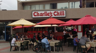 Photo of American Restaurant Charlie's Chili at 102 Mcfadden Pl, Newport Beach, CA 92663, United States