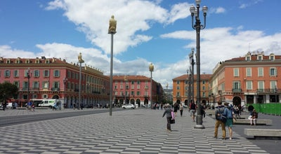 Photo of Plaza Place Masséna at Place Masséna, Nice 06000, France