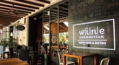 Photo of Wine Bar Wine Connection Tapas Bar & Bistro at #01-19/20 Robertson Walk, Singapore 237995, Singapore