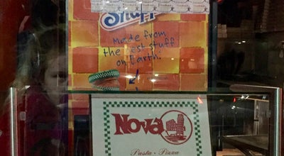 Photo of Pizza Place Pizza Nova at 1605 Lemoine Ave, Fort Lee, NJ 07024, United States