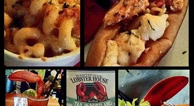 Photo of Seafood Restaurant Hawthorne Lobster House at 2422 Se Hawthorne St, Portland, OR 97214, United States