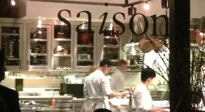 Photo of New American Restaurant Saison at 178 Townsend St., San Francisco, CA 94110, United States
