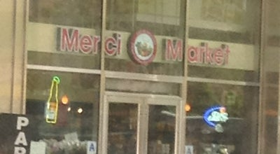 Photo of Grocery Store Merci Market at 350 W 42nd St, New York, NY 10036, United States