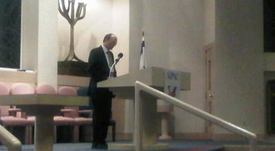 Photo of Synagogue Temple Ahavat Shalom at 1575 Curlew Rd, Palm Harbor, FL 34683, United States