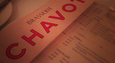 Photo of French Restaurant Brasserie Chavot at 41 Conduit St, London W1S 2YF, United Kingdom
