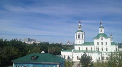 Photo of Church Вознесенско-Георгиевская церковь at Береговая, 77, Тюмень, Russia
