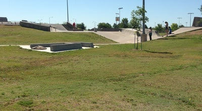 Photo of Park WF Skate Park at 1701-1799 Maurine St, Wichita Falls, TX 76306, United States
