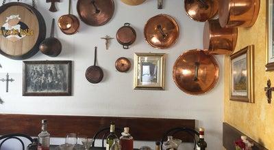 Photo of Italian Restaurant La vache folle at Piazza Cavalieri Di Vittorio Veneto, 11100 Aosta, Aosta 11100, Italy