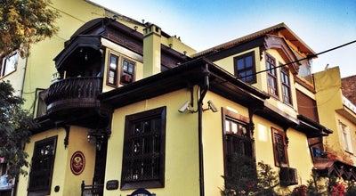 Photo of Cafe Tarihi Osmanlı Çarşısı Nargile Kahvesi at İnce Minare Müzesi Arkası, Konya 42060, Turkey