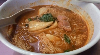 Photo of Ramen / Noodle House 阿泰东炎 Kedai Kopi Hai Hong at Nibong Tebal, Pulau Pinang, Malaysia