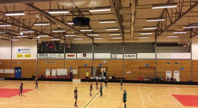Photo of Basketball Court Rykkinnhallen at Norway