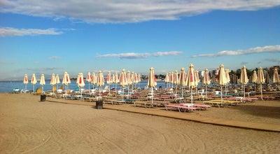 Photo of Beach Balux Beach at Λεωφ. Ποσειδώνος 58, Γλυφάδα 166 75, Greece