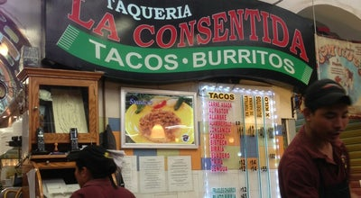 "Photo of Taco Place Taqueria ""La Consentida"" at Mercado Jorge Jímenez Cantú, Ciudad Nezahualcóyotl 57100, Mexico"