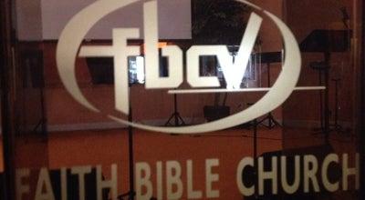 Photo of Church Faith Bible Church at 901 Solano Ave, Vallejo, CA 94590, United States