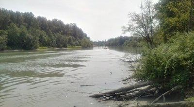 Photo of Trail Fort To Fort Trail at Langley, BC, Canada