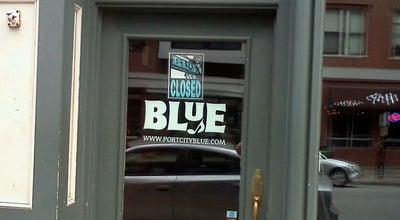 Photo of Bar Blue at 650 Congress St, Portland, ME 04101, United States