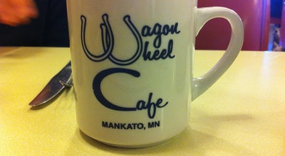 Photo of Diner Wagon Wheel Cafe at 609 S, Mankato, MN 56001, United States