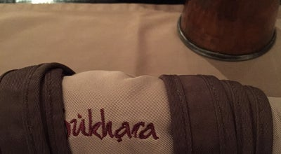 Photo of Indian Restaurant Bukhara at 3729 Hongmei Rd, Shanghai, Ch, China