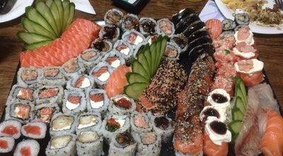 Photo of Sushi Restaurant Nagai Sushi Bar at R. Alexandre Flemming, 1404, Campo Grande 79006-570, Brazil