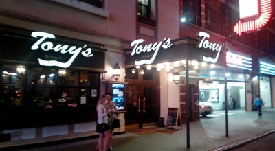 Photo of Italian Restaurant Tony's Di Napoli at 147 W 43rd St, New York, NY 10036, United States