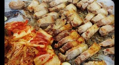 Photo of BBQ Joint 보물촌꺼먹돼지 at 분당구 수내로46번길 11, 성남시 463-825, South Korea