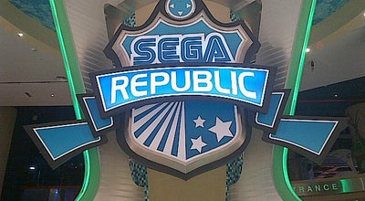 Photo of Arcade Sega Republic at Emaar Blvd, Downtown Dubai, United Arab Emirates
