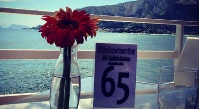 Photo of Seafood Restaurant Ristorante Al Gabbiano at Via Piano Gallo, 1, Palermo, Italy
