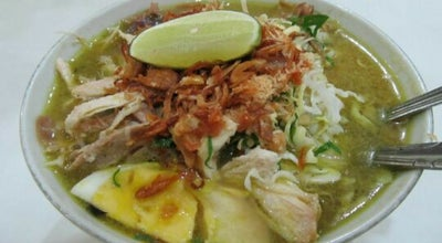 Photo of Asian Restaurant Warung Soto Ayam Jawa Resep Pak To at Jl. Asahan, Madiun, Indonesia