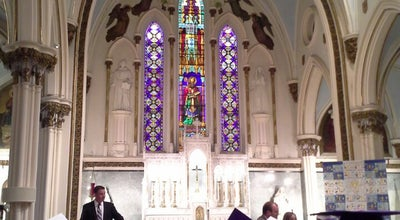 Photo of Church St Augustine's Church at 4th Ave, Troy, NY 12182, United States