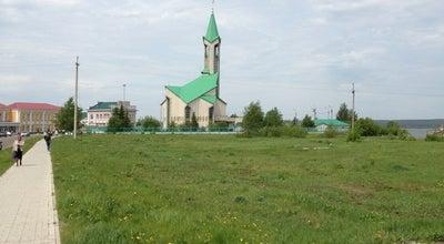 Photo of Mosque Таубэ at Центральная Ул., 6, Набережные Челны 423802, Russia