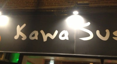 Photo of Sushi Restaurant Kawa Sushi at 24 8th Ave, New York, NY 10014, United States