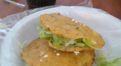 Photo of Mexican Restaurant Las de la Cruz Gorditas at Área De Comida, Queretaro de Arteaga, Mexico