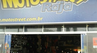 Photo of Motorcycle Shop Motostreet Raja at Av. Raja Gabaglia, 3127, Belo Horizonte 30350-563, Brazil