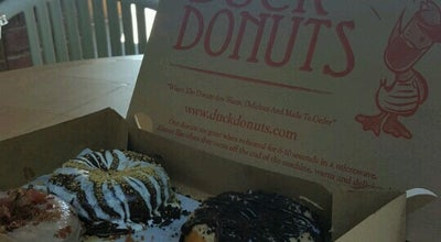 Photo of Donut Shop Duck Donuts at 2511 N Harrison St, Arlington, VA 22207, United States