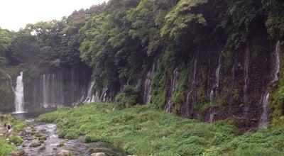 Photo of Trail Shiraito Falls at 北山, Fujinomiya 418-0112, Japan